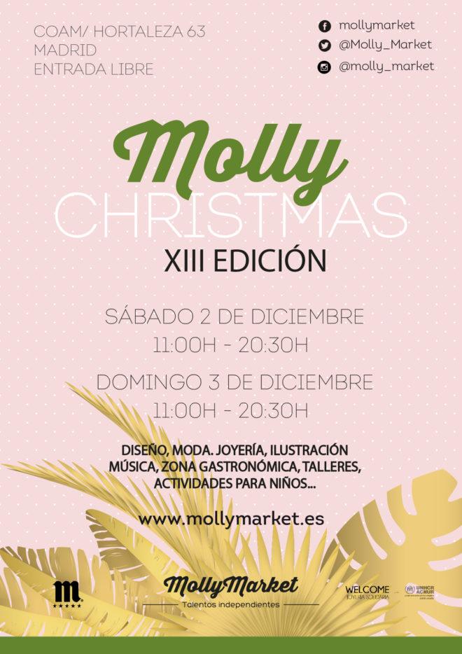 Fin de semana de Molly Market